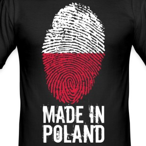 Made in Poland / Made in Polen Polska - slim fit T-shirt
