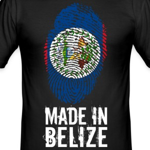 Made In Belize - Tee shirt près du corps Homme