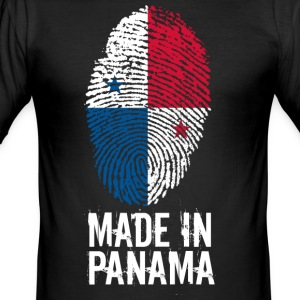 Made In Panama / Panamá - Slim Fit T-skjorte for menn