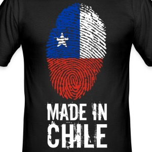 Made In Chile - Men's Slim Fit T-Shirt