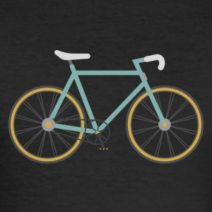 Road / Single Speed ​​Bike / - slim fit T-shirt