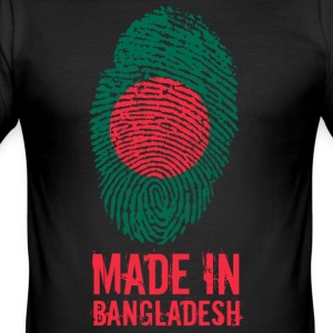 Made In Bangladesh / Bangladesh / বাংলাদেশ - Men's Slim Fit T-Shirt