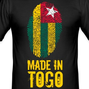 Gemaakt in Togo - slim fit T-shirt