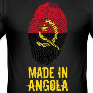 Made In Angola / Ngola - Men's Slim Fit T-Shirt