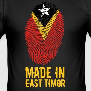 Made In East Timor / Timor oriental - Tee shirt près du corps Homme