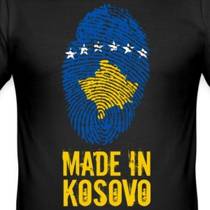 Made in Kosovo / Made in Kosovo Kosova Kosovë - Tee shirt près du corps Homme
