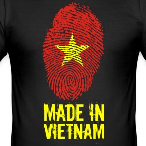 Made In Vietnam / Việt Nam - slim fit T-shirt