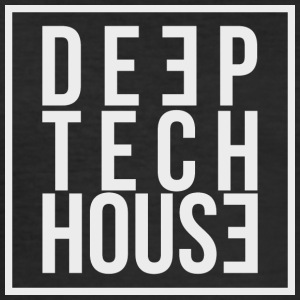 Deep Tech House av HouseMixRoom radioshow - Slim Fit T-skjorte for menn