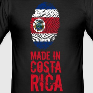 Made In Costa Rica - Tee shirt près du corps Homme