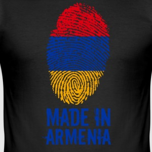 Made in Armenia / Made in Armenia - Slim Fit T-skjorte for menn
