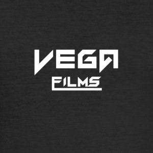 Vega Films - Slim Fit T-skjorte for menn