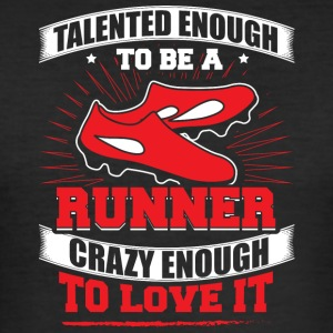 TALENTED runner - slim fit T-shirt
