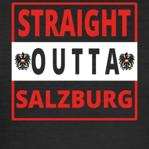 Straight Outta Salzbourg - Tee shirt près du corps Homme