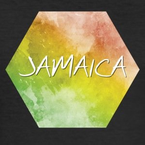 Jamaica - Jamaica - Men's Slim Fit T-Shirt