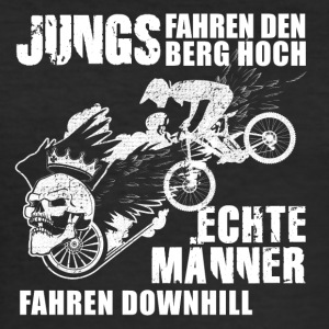 Downhill MTB - Slim Fit T-shirt herr