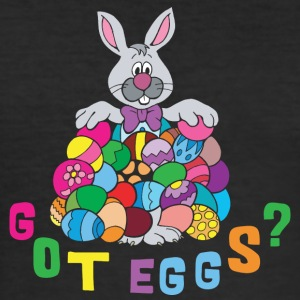 Easter Got Eggs - Men's Slim Fit T-Shirt
