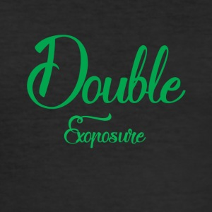 Double exposure - slim fit T-shirt
