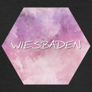 Wiesbaden - Slim Fit T-skjorte for menn