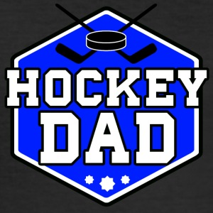 Hockey Dad - Herre Slim Fit T-Shirt