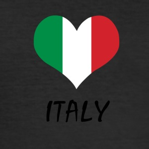 The shirt for Italians, Italy - Men's Slim Fit T-Shirt