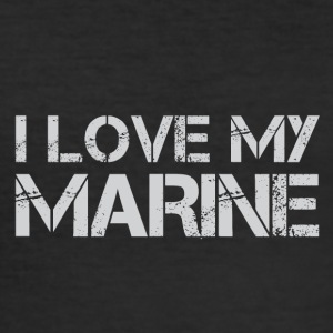 MARINE - Men's Slim Fit T-Shirt