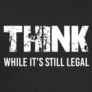 THINK LEGAL - Men's Slim Fit T-Shirt