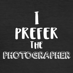 FOTOGRAAF - slim fit T-shirt