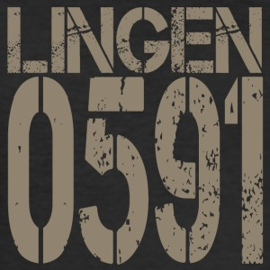 LINGEN - Männer Slim Fit T-Shirt
