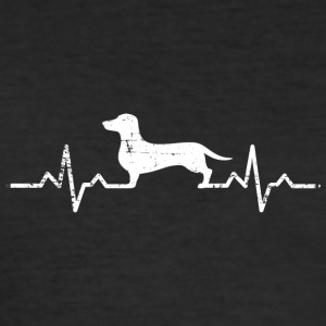 dog9 - Männer Slim Fit T-Shirt