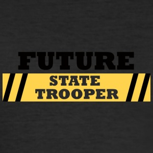 Police: Future State Trooper - Tee shirt près du corps Homme
