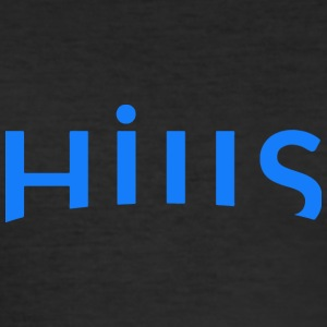 Hills Logo - Herre Slim Fit T-Shirt