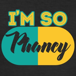 Pharmazie / Apotheker: I´m So Phancy - Männer Slim Fit T-Shirt