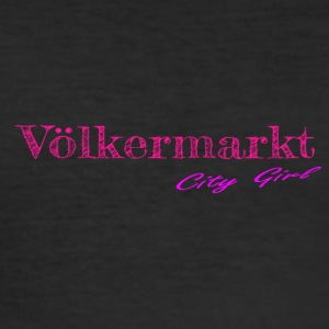 Völkermarkt - Slim Fit T-shirt herr