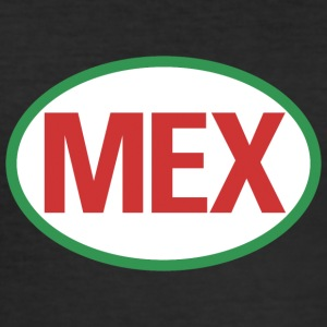 mexicanske Mexico - Herre Slim Fit T-Shirt