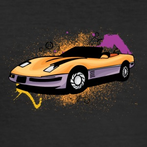 Cool cabriolet - slim fit T-shirt