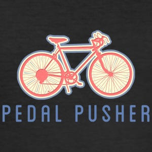 Bicycle Pedal Pusher - Tee shirt près du corps Homme