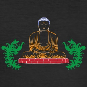 BUDDHA COLLECTION - Slim Fit T-skjorte for menn