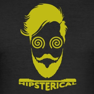 HIPSTERICAL - Slim Fit T-skjorte for menn