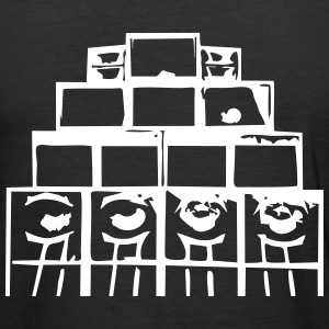 soundsystem 23 - Herre Slim Fit T-Shirt