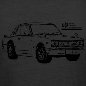 GTR 1 - Männer Slim Fit T-Shirt