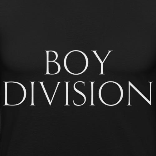 Boy Division - Men's Slim Fit T-Shirt