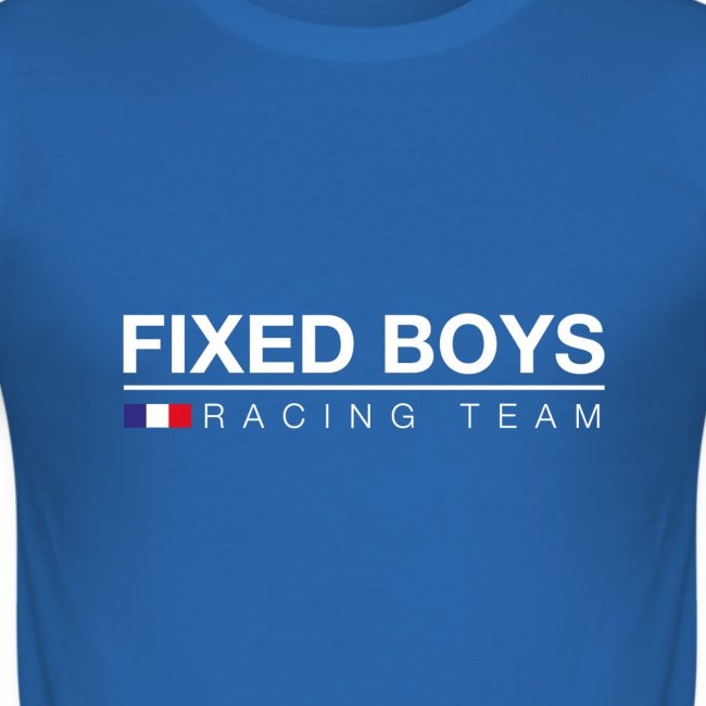 Racingteam White png