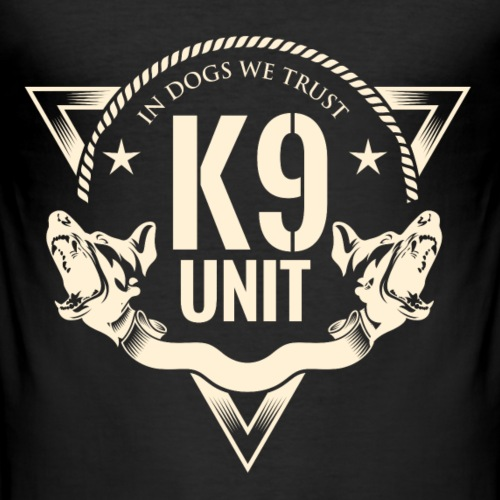 K9 Unit - Men's Slim Fit T-Shirt