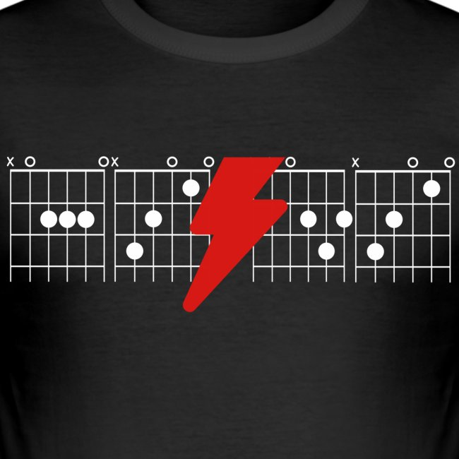 Rock Guitar Shirt