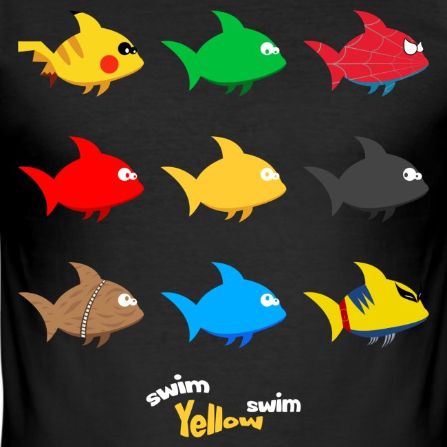 Swim! Yellow! Swim!