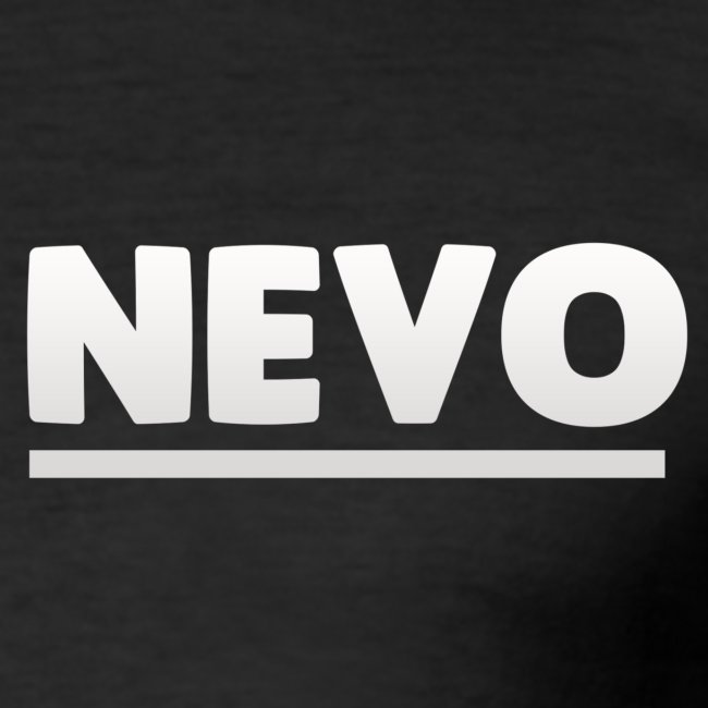 nevo underline white