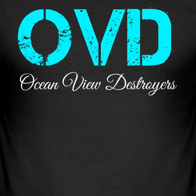 ovd blue text