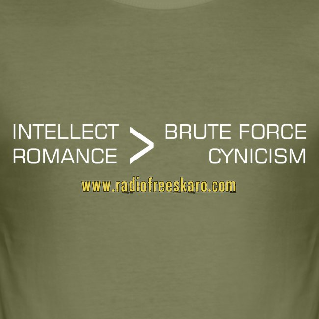 shirt intellect white