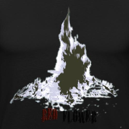 redFlower ghost png - Männer Slim Fit T-Shirt