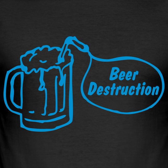 Beer Destruction